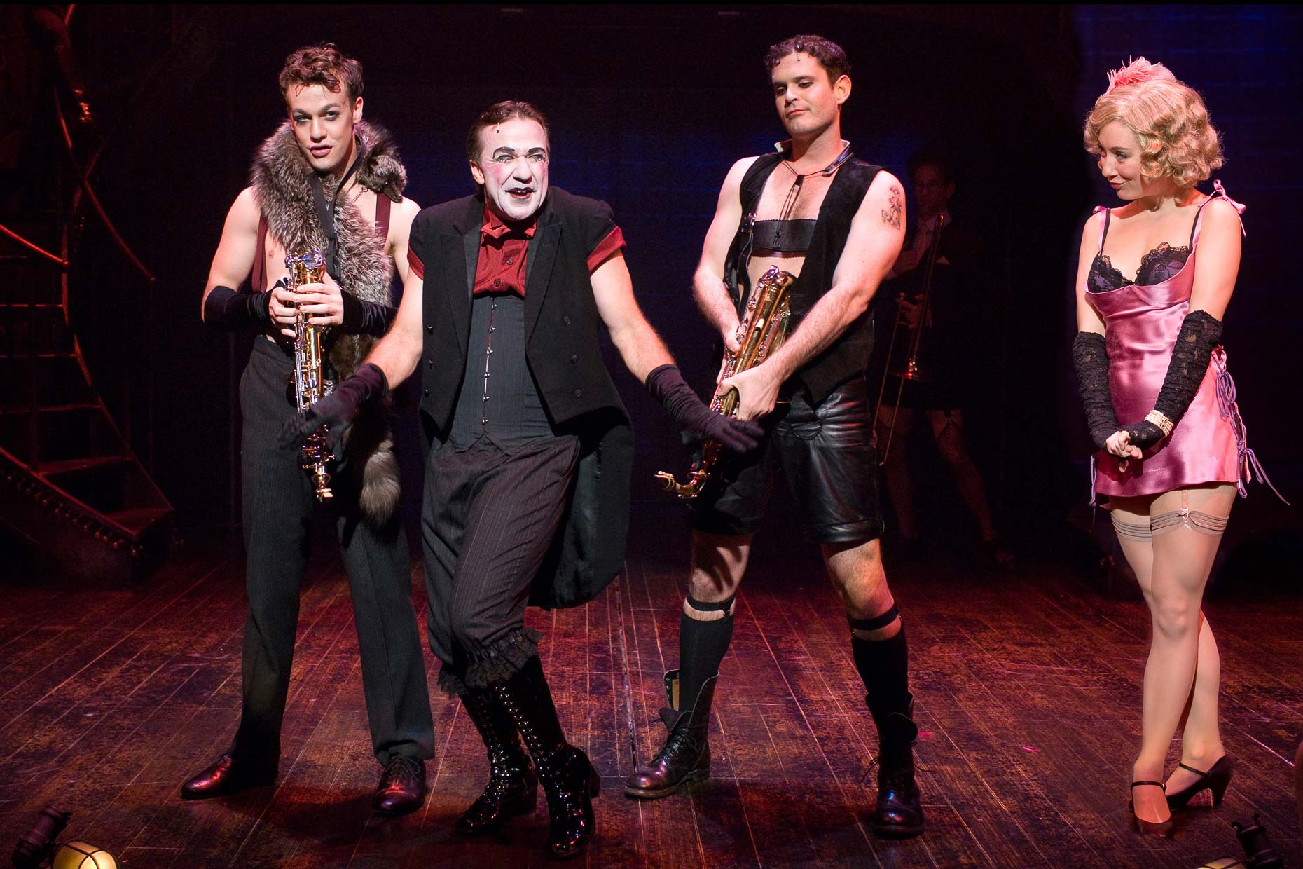10 Cabaret  the Musical