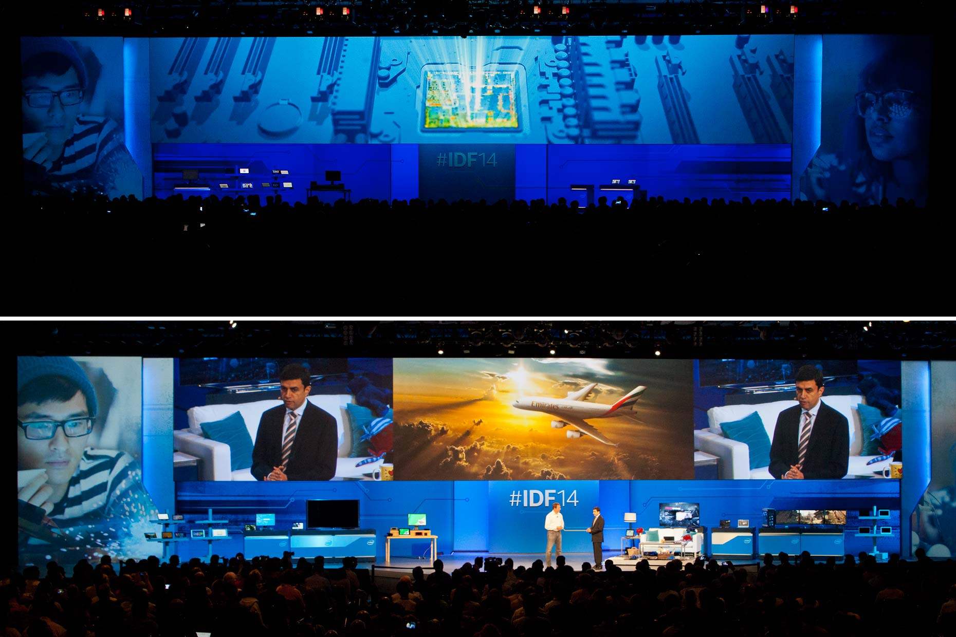 2  IDF14 Intel Developers Forum 2014