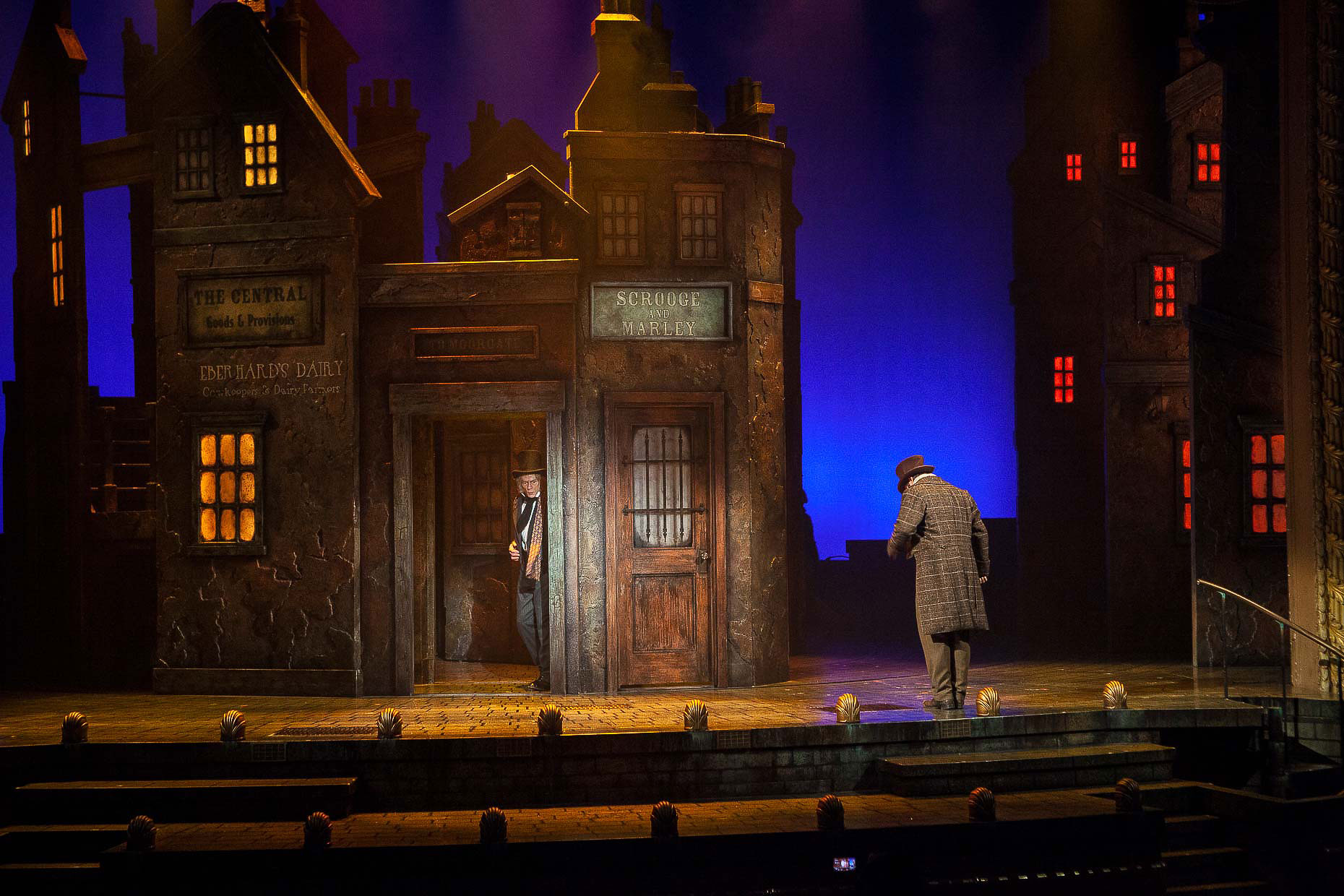 28-A Christmas Carol Milwaukee Rep