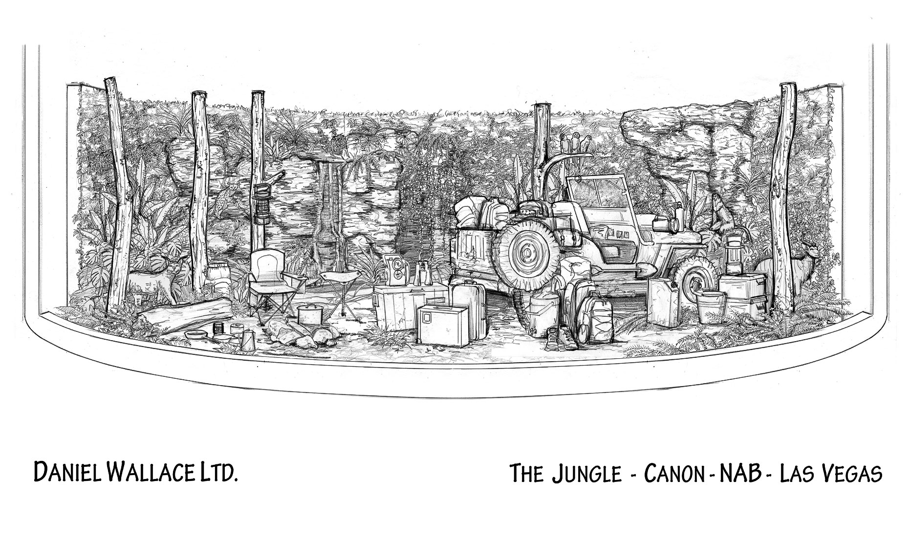Canon jungle 2104 v2012