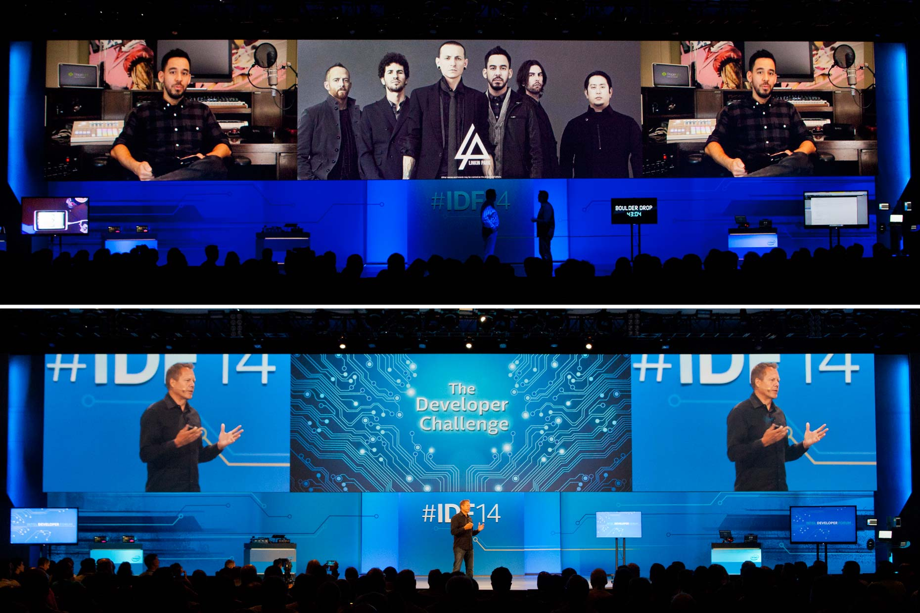 5  IDF14 Intel Developers Forum 2014