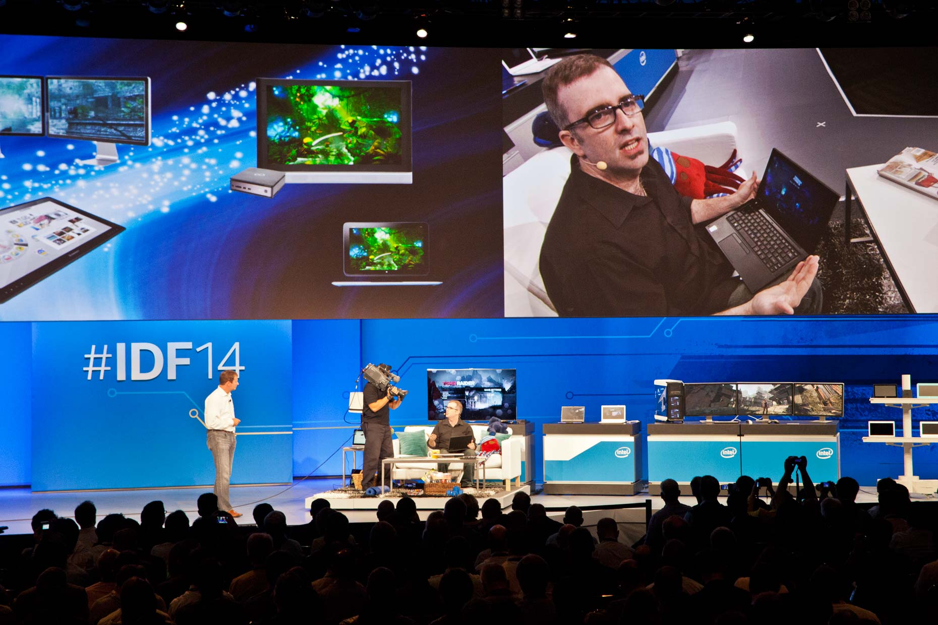 6  IDF14 Intel Developers Forum 2014