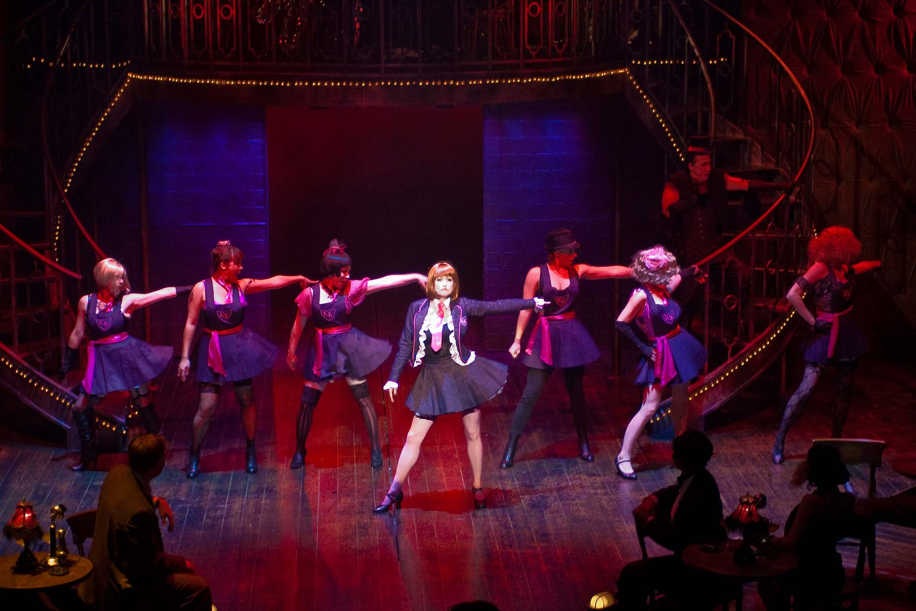 7 Cabaret  the Musical